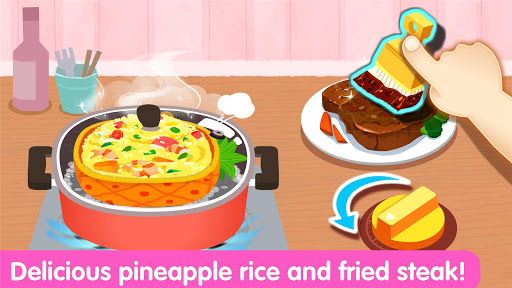 Baby Panda: Cooking Party  screenshots 13
