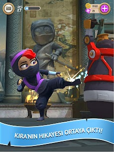 Clumsy Ninja Apk Para ve Elmas Hileli – Güncel 2021* 5
