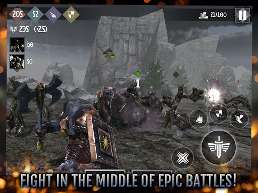 Heroes and Castles 2 - Strategy Action RPG  screenshots 13