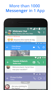 The Messenger for Messages, Text, Video Chat 2
