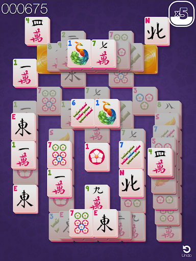 Gold Mahjong FRVR - The Shanghai Solitaire Puzzle screenshots 6