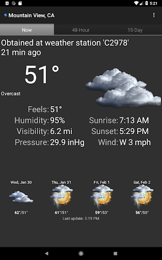 Palmary Weather  Screenshots 15