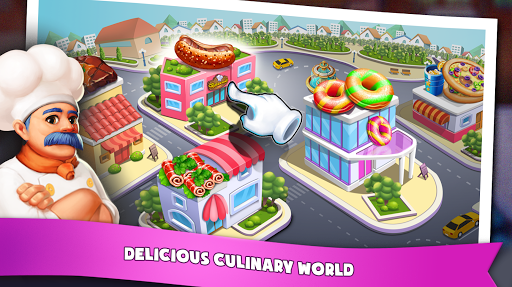 Cooking Crazy: Restaurant Chef Master screenshots 1