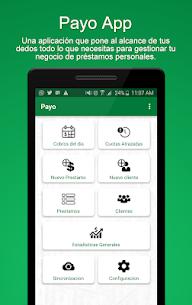 Payo – Gestor prestamos Apk Download New 2021 3