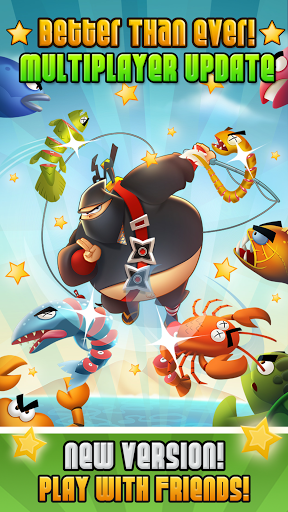 Ninja Fishing 2.5.2 screenshots 1