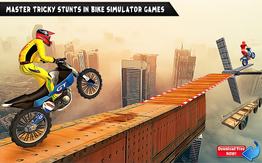 Mega Real Bike Racing Games - Free Games 3.4 screenshots 9