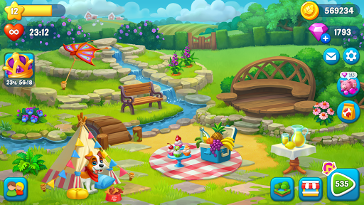 Ranch Adventures: Amazing Match Three  screenshots 4