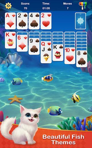 Solitaire Jigsaw Puzzle - Design My Art Gallery  screenshots 18