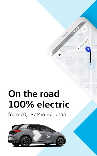 WeShare Car Sharing  Screenshots 1