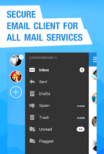 Mail.Ru for UA – Email for Hotmail, Outlook & i.ua 2