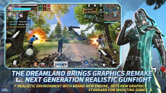 Cyber Hunter 0.100.415 Screenshots 4