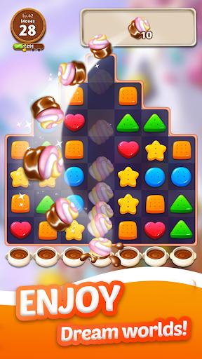cookie crunch: link match puzzle screenshot 1