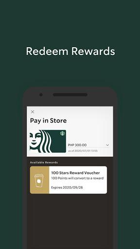 Starbucks Philippines 2.2 Screenshots 4