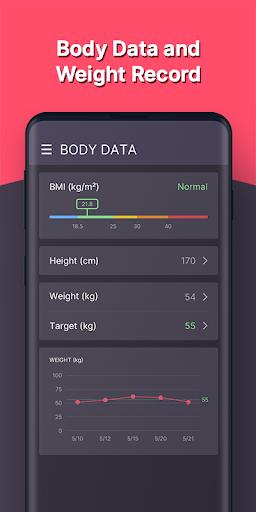 Workout for Women: Fit at Home apktram screenshots 5