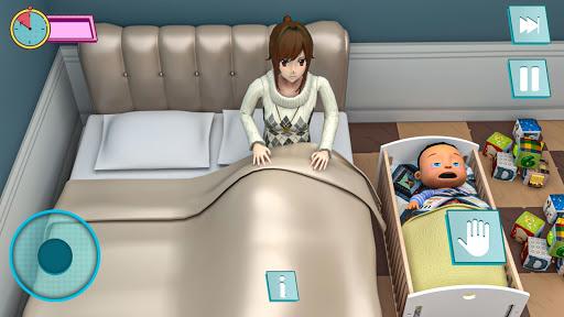 Pregnant Mother Anime Games:Pregnant Mom Simulator  screenshots 12