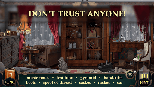 Mystery Hotel - Seek and Find Hidden Objects Games apkpoly screenshots 5
