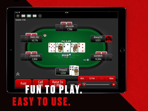 PokerStars: Free Poker Games with Texas Holdem 1.125.0 screenshots {n} 5