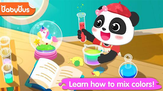 Little Panda's Color Crafts 8.58.00.00 Screenshots 1