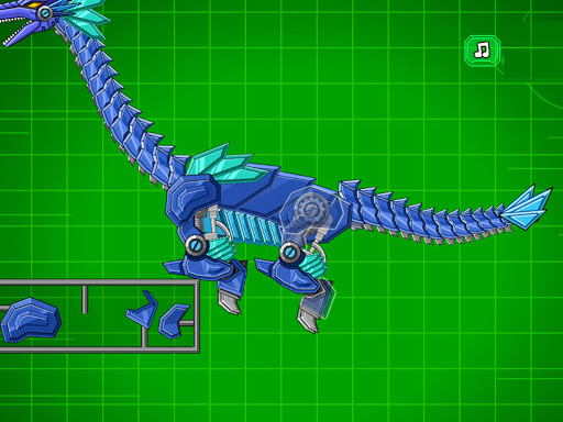 Robot Tanystropheus Toy War 3.6 screenshots 6