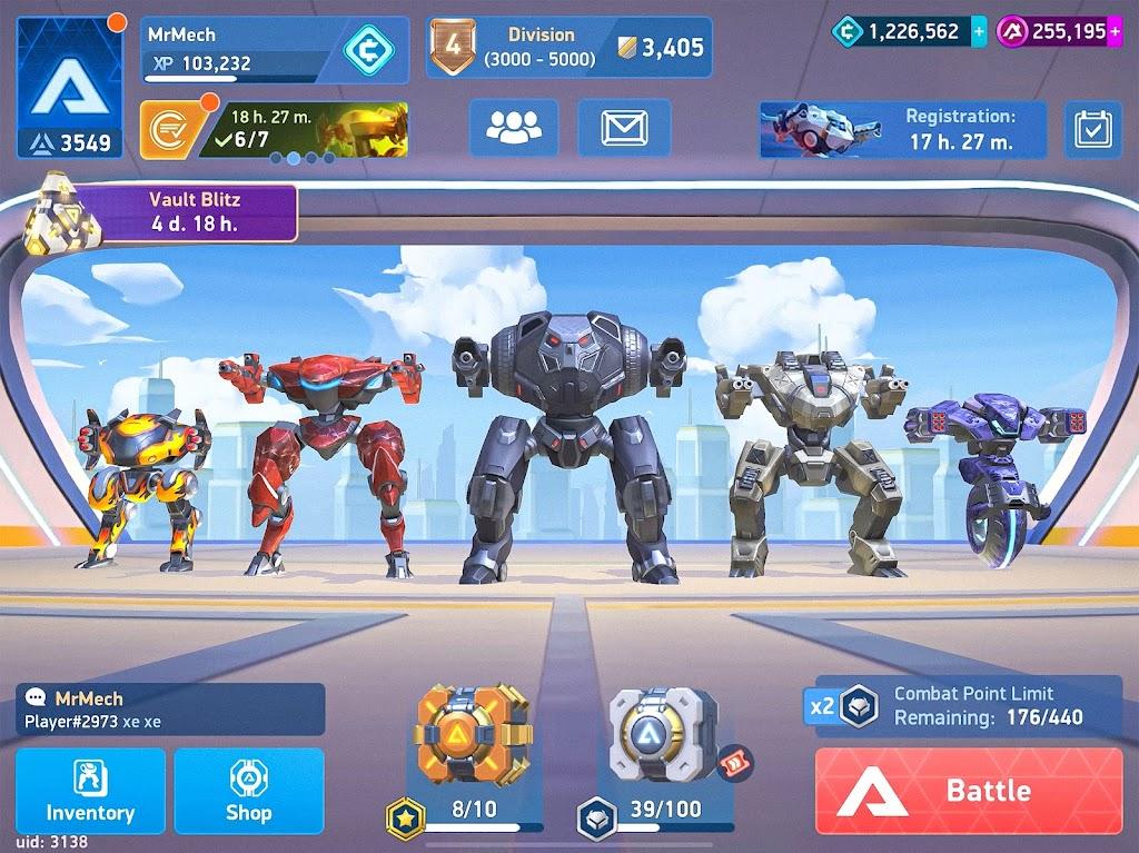 Mech Arena: Robot Showdown poster 6