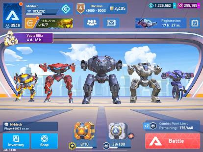 Image For Mech Arena: Robot Showdown Versi 1.24.02 4