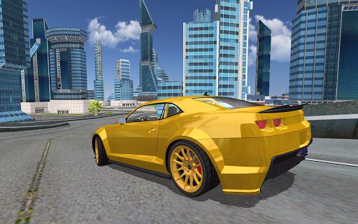 Drive Real Flying Car Simulator Apk  screenshots 4