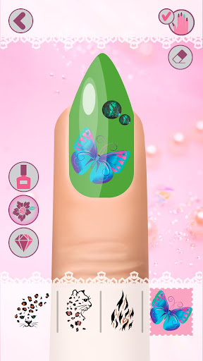 Manicure salon. Paint nails  screenshots 2