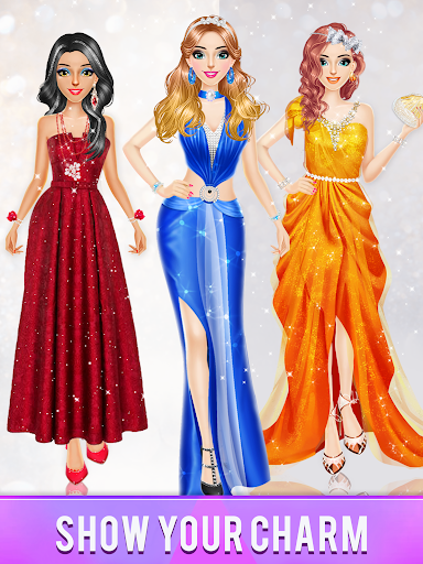 Model Fashion Stylist: Dress Up Games 0.19 screenshots 4