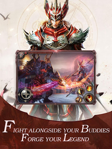 War of Rings-Awaken Dragonkin apkdebit screenshots 3