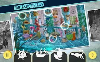 Ice Castle - Hidden Objects Fairy Tale Game