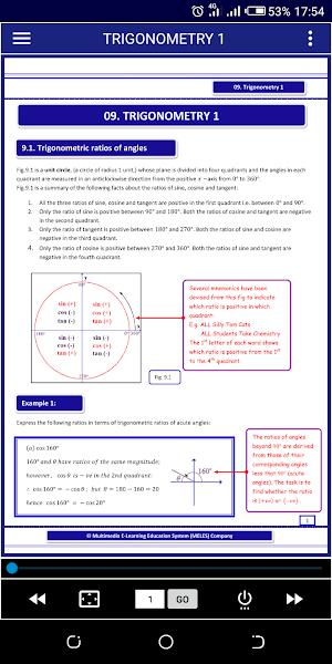 Trigonometry 1 FREE A-Level Pure Math