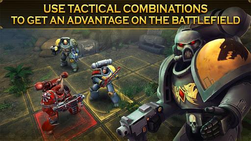 Warhammer 40,000: Space Wolf screenshots 3