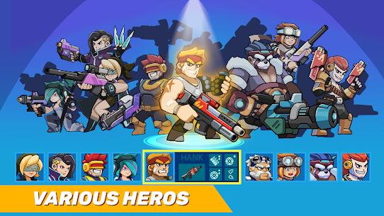 Auto Hero: Auto-fire platformer MOD (Unlimited Money) 2
