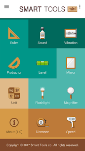 Smart Tools mini Mod Apk v1.1.2a (patched) 1