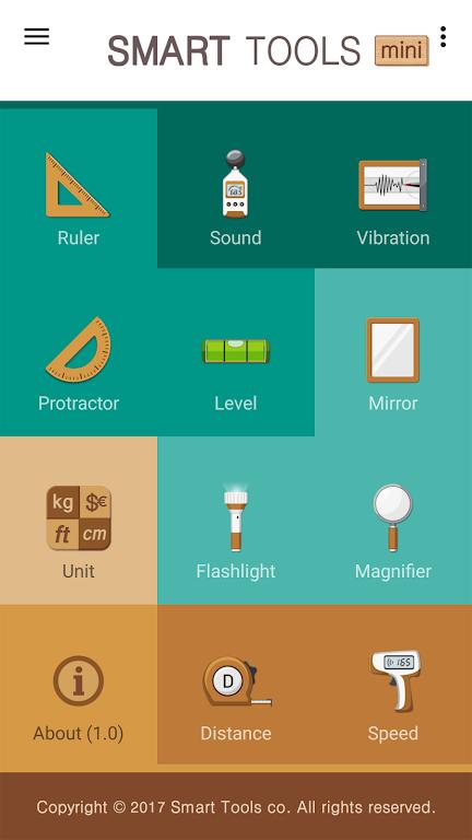 Smart Tools mini  poster 0