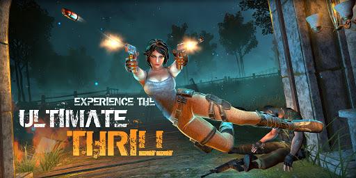 Spectra Agent Survivor: Relic Action Shooting Game  screenshots 1