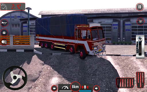 Truck Parking Simulator: New Games 2021 1.0 screenshots 14