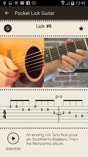 Pocket Lick: Guitar For PC Windows (7, 8, 10, 10X) & Mac Computer Image Number- 6