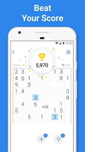 Number Match - Logic Puzzle Game apkdebit screenshots 3