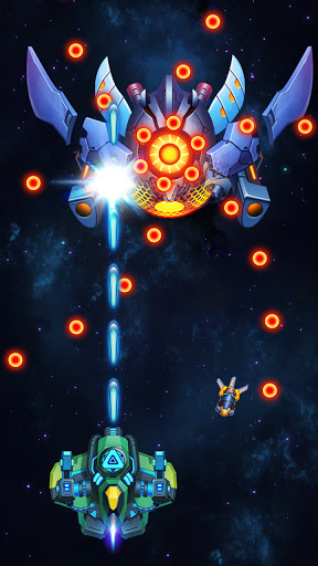 Galaxy Invaders: Alien Shooter -Free Shooting Game apkpoly screenshots 5