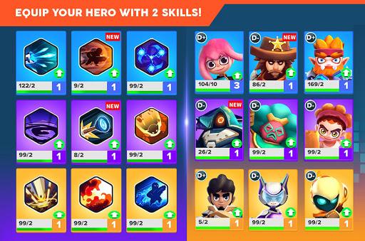 Heroes Strike - Brawl Shooting Multiple Game Modes 214 screenshots 2