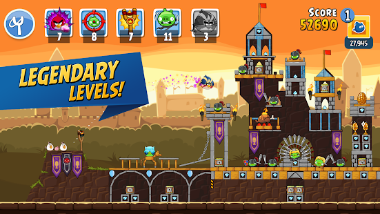 Angry Birds Friends Screenshot