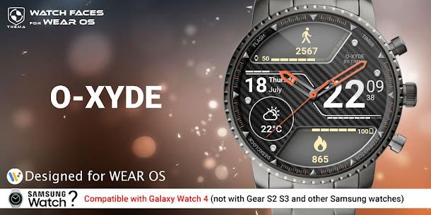 O-Xyde Watch Face 1