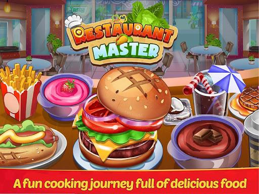 Restaurant Master : Kitchen Chef Cooking Game  screenshots 10
