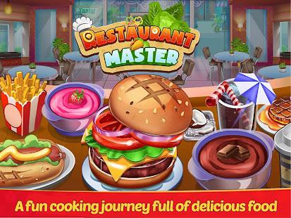 Restaurant Master : Kitchen Chef Cooking Game 1.6 Screenshots 10