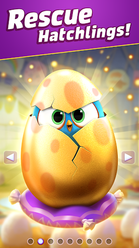 Angry Birds Match 3 4.5.0 screenshots 4