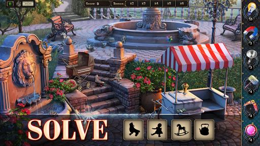 Hidden Object Games: Mystery of Coastal Hill City 1.17.9 screenshots 11