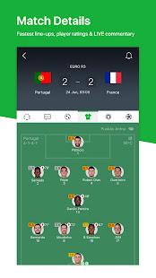 All Football - Live Scores & News for Euro 2020 3.4.0 Screenshots 2