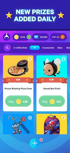 Winner Winner Live Arcade - Real Claw Machines apkpoly screenshots 3