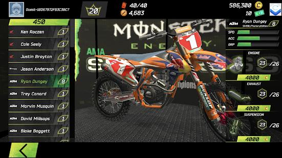 Monster Energy Supercross Game screenshots 5